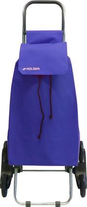 Сумка-тележка хозяйственная синяя Rolser RD6 SAQUET SAQ006azul