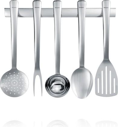 Набор кухонных принадлежностей, полированная сталь Brabantia 360008