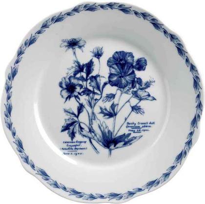 Набор тарелок Английский сад, 2шт. Queens RHSG00111