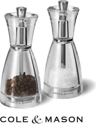 Набор мельниц для соли и перца Cole & Mason PINA H35708B