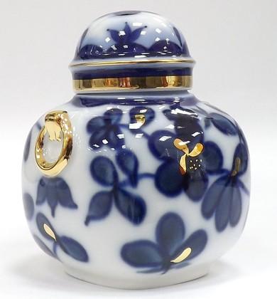 Чайница Цветущий чай, ф. Колечко ИФЗ 80.00760.00.1