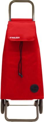 Сумка-тележка хозяйственная красная Rolser RG MOUNTAIN MOU001rojo