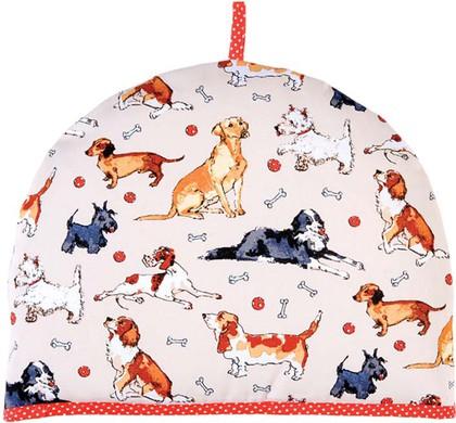 "Чехол на чайник ""Собака и кость"" Dog & Bone Ulster Weavers UWTC7DBN04"