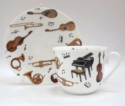 Чайная пара Концерт, 500мл Roy Kirkham XCON1100