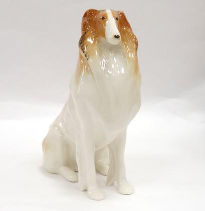 Скульптура Колли, фарфор ИФЗ 82.00992.00.1