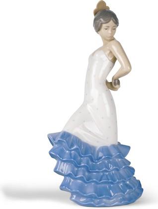 Статуэтка фарфоровая Фламенко (Flamenco) 24см NAO 02000418