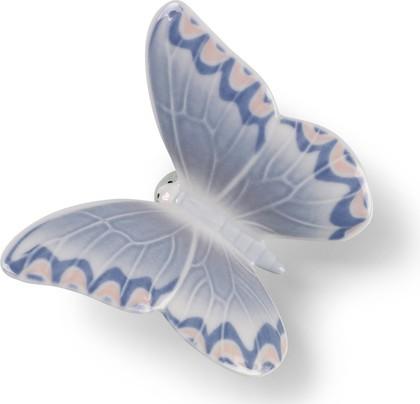 Бабочка фарфоровая Взмах Крылями На Рассвете (Gentle Lavender) NAO 02001464