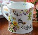 Кружка Английский сад-пчёлка Creative Tops MG3674