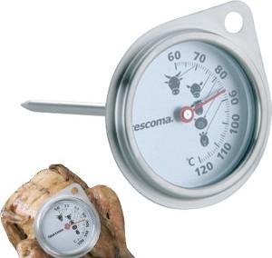 Термометр для выпечки мяса GRADIUS