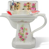 "Чайник заварочный ""Умывальник"" The Teapottery 4467"