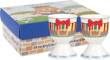 Подставка под яйцо, 2шт Шалтай Болтай Queens HUMD00041