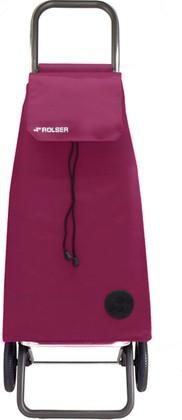 Сумка-тележка хозяйственная сиреневая Rolser RG MOUNTAIN MOU001bassi
