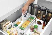 Кухонная подставка-органайзер S белая Brabantia 423482