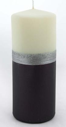 "Свеча ""Мокка"" колонна 7х17см Bartek Candles 213013"
