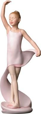 """Статуэтка """"Юная балерина"""" (Little Ballerina), 21.5см 4D art 4D3013"""