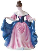 Статуэтка Сара 17см фарфор Royal Doulton PEFISC16189