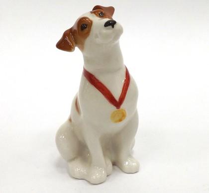 Скульптура Джек-Рассел-Терьер Лео ИФЗ 82.80393.00.1