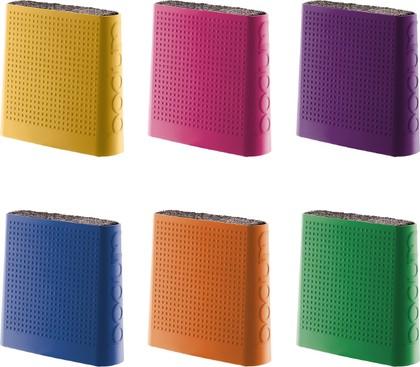 Подставка для ножей, цвет в ассортименте Bodum BISTRO A11089-XYB-Y15