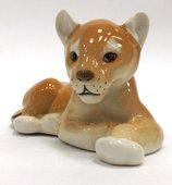 Скульптура Львёнок лежащий ИФЗ 82.01021.00.1