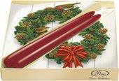 Набор (20 салфеток +2 свечи) Рождественский венок Paw SSC027500