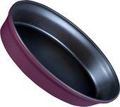 Форма для запекания керамическая овальная, 31х21см, 1.6л, сливовая Ceraflame A408102