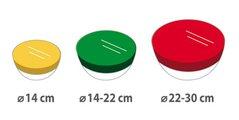 Набор чехлов для пищевых продуктов, 3шт. Tescoma 4Food 897406