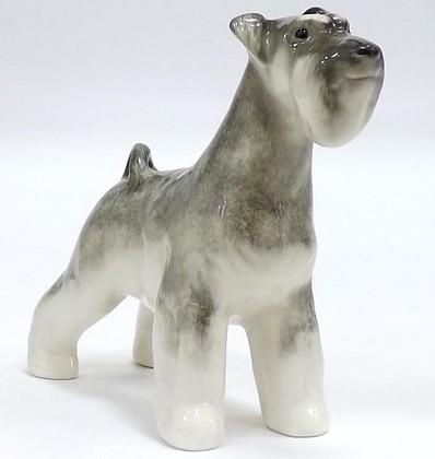 Скульптура Цвергшнауцер Дейзи ИФЗ 82.82742.00.1