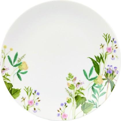 Тарелка Гималайские Цветы 21см Queens HIMF00031