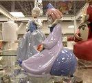 Статуэтка фарфоровая Влюбленная клоунесса (Circus Love) 18см NAO 02001649