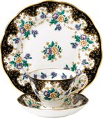 Чайная тройка Герцогиня 1910е Royal Albert 40017587