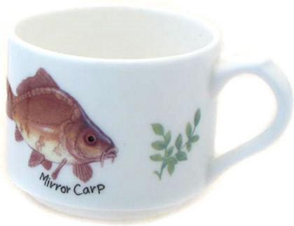 "Кофейная чашка 85мл ""Рыбалка"" Roy Kirkham XFISH1140"