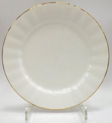 Тарелка десертная Золотая лента, ф. Нега ИФЗ 80.70482.00.1