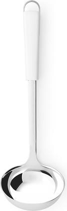 Ложка разливательная белая, нержавеющая сталь Brabantia Essential 400568