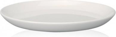 Тарелка для завтрака 22см белая Brabantia 610127