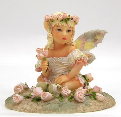 Статуэтка Фея Дитя роз, 8см The Leonardo Collection LP09839