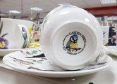 """Чайная пара """"Птицы в саду"""", Chatsworth, 450мл Roy Kirkham XGAR1100"""