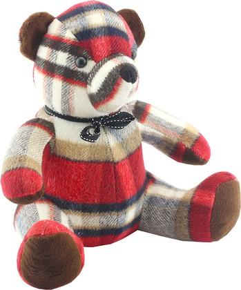Дорстопер Плюшевый мишка Тедди 31см The Leonardo Collection LP27609