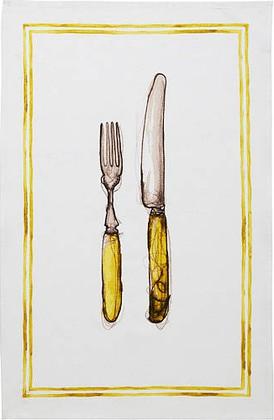 """Хлопковое полотенце """"Нож и вилка"""" Ulster Weavers UWCTT022KAF"""