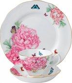 Чайная тройка Благодарность, 3пр Миранда Керр Royal Albert 40010579