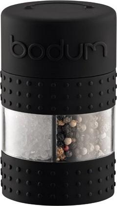 Мельница для соли и перца чёрная Bodum BISTRO 11368-01