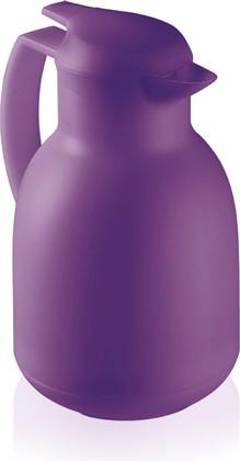 Чайник-термос фиолетовый, 1.0л Leifheit BOLERO 28344