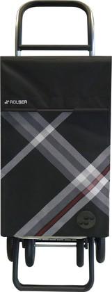 Сумка-тележка хозяйственная CLA007 черная Rolser CLA007negro