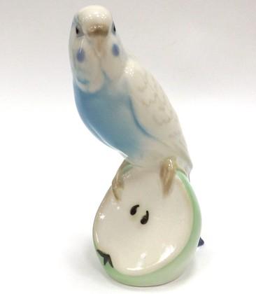 Скульптура Волнистый попугайчик Гоша ИФЗ 82.77223.00.1