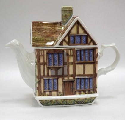 Чайник заварочный Шекспировский Домик 0.5л James Sadler TREN00021