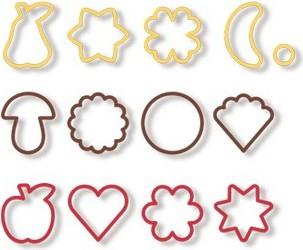 Традиционные формочки для печенья, 13шт. Tescoma DELICIA 630900