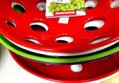 Миска-дуршлаг для овощей и фруктов глубокая, 24см Tescoma VITAMINO 642780
