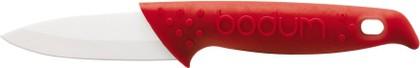 Bodum BISTRO Нож для овощей, керамическое лезвие 7,5см, артикул 11309-294