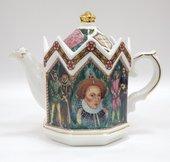 Чайник заварочный Елизавета, Минстер 0.7л James Sadler IKQ2T23E1