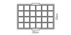 Формочка для подушечек Tescoma DELICIA 630896