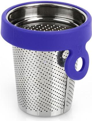 Сито для чая, матовая сталь / фиолетовый Brabantia 621802